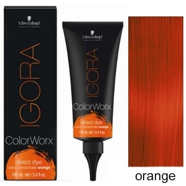 Schwarzkopf Igora Colorworx Orange 100ml