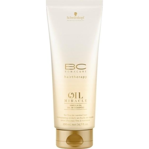Schwarzkopf BC Oil Miracle Marula Oil Shampoo 200ml