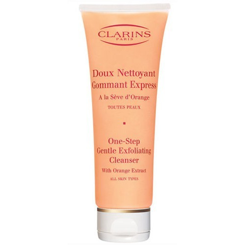 Clarins Cleansing Care One Step Peeling 125ml (All Skin Types)