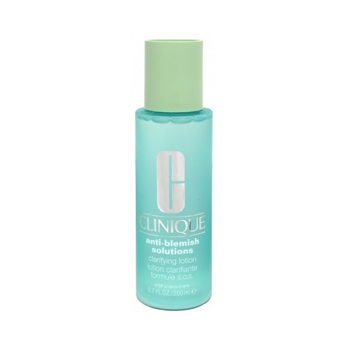 Clinique Anti-blemish Solutions Cleansing Water 200ml (All Skin Types)