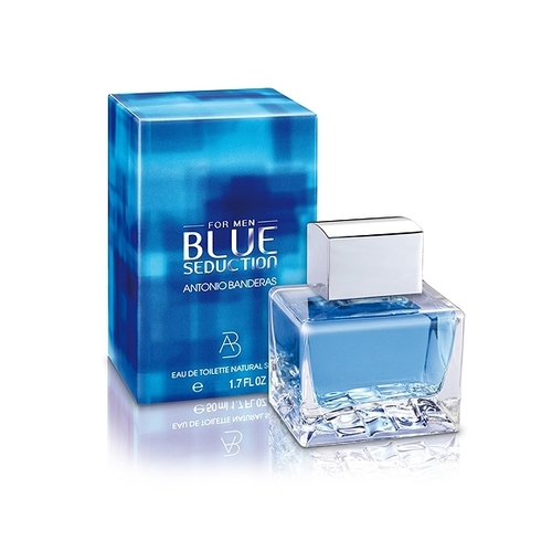 ANTONIO BANDERAS Blue Seduction For Men EDT 100ml oμορφια   αρώματα   αρώματα ανδρικά