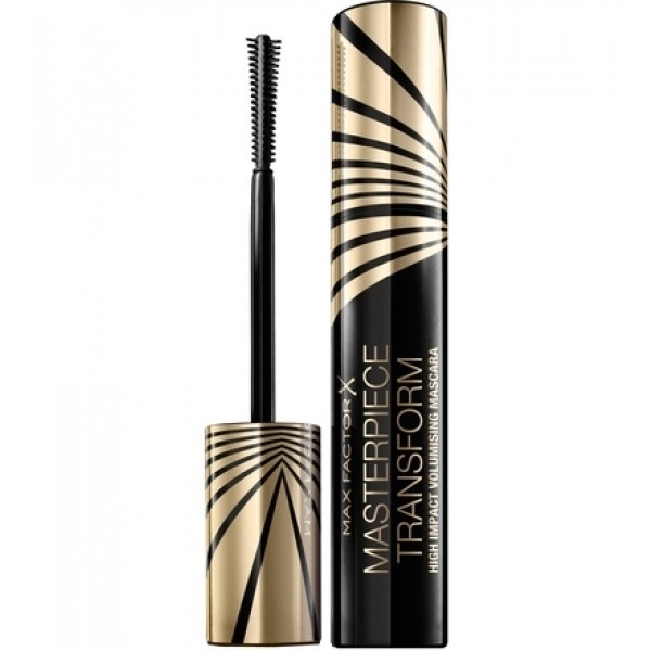 Max Factor Masterpiece Transform High Impact Mascara Volumising 12ml Black Brown