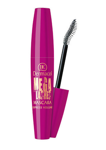 Dermacol Mega Lashes Express Volume Mascara 12,5ml Black