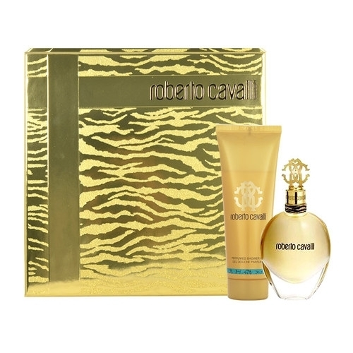 Roberto Cavalli Eau De Parfum 30Ml - Set: Eau De Parfum 30Ml & 75Ml Shower Gel
