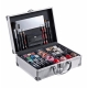 2k All About Beauty Train Case Makeup Palette 60,2gr Combo: Complete Makeup Pale oμορφια   μακιγιάζ   μακιγιάζ προσώπου   make up