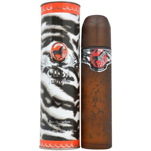 Cuba Jungle Zebra Eau De Parfum 100ml