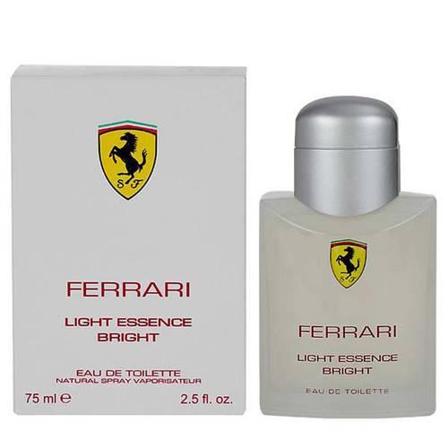 Ferrari Light Essence Bright Eau De Toilette 75ml oμορφια   αρώματα   αρώματα ανδρικά
