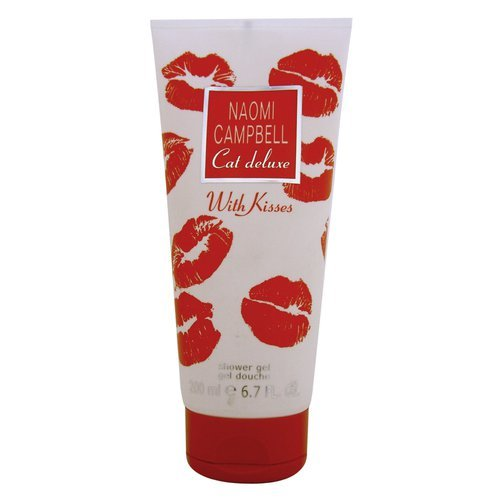 Naomi Campbell Cat Deluxe With Kisses Shower Gel 200ml