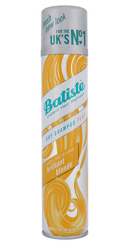 Batiste Dry Shampoo Plus Brilliant Blonde 200ml
