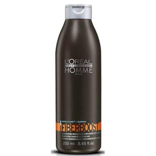Loreal Professionnel Fiberboost Homme Shampoo 250ml