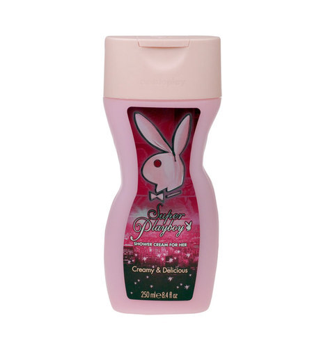 PLAYBOY Super Playboy For Her SHOWER GEL 250ml
