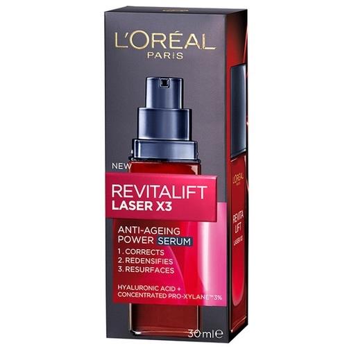 L/oreal Paris Revitalift Laser Renew Skin Serum 30ml (Wrinkles - All Skin Types) oμορφια   πρόσωπο   serum