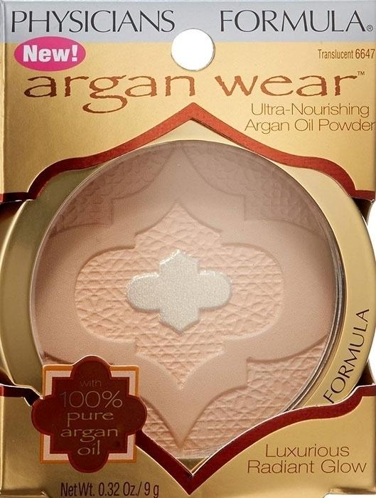 Physicians Formula Argan Wear Powder 9gr Translucent