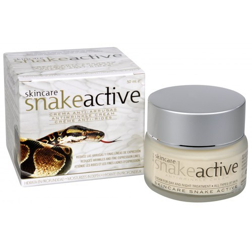Diet Esthetic Snakeactive Day Cream 50ml (Wrinkles - All Skin Types)