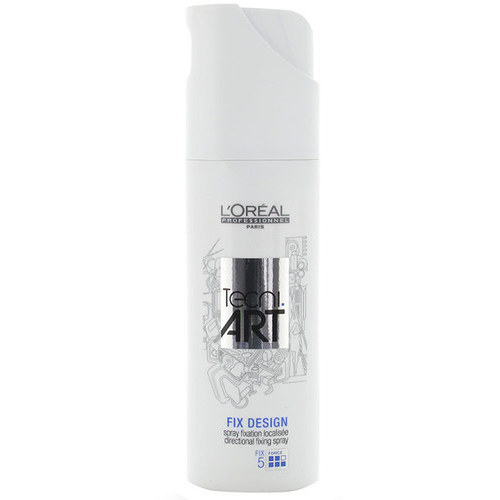L/oreal Professionnel Tecni.art Fix Design Hair Spray 750ml (Extra Strong Fixation)