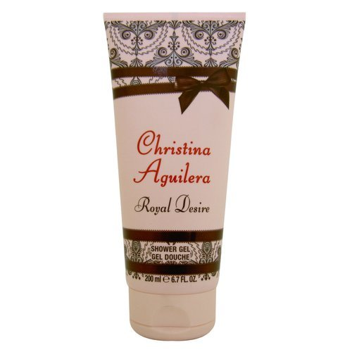 Christina Aguilera Royal Desire Shower Gel 200ml