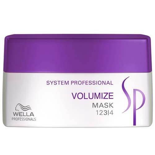 Wella Sp Volumize Hair Mask 200ml (Fine Hair)