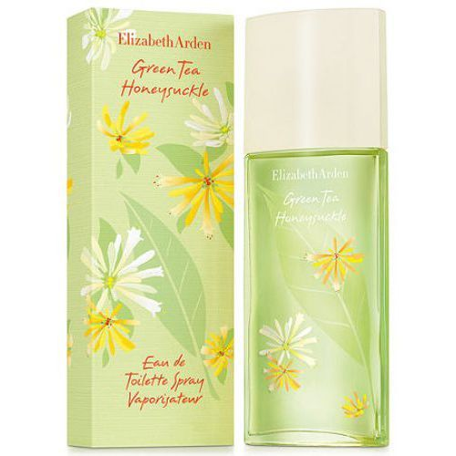 Elizabeth Arden Green Tea Honeysuckle Eau De Toilette 50ml