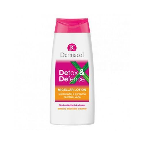 Dermacol Detox & Defence Micellar Lotion - Detoxification And Protective Micellar Water 200ml