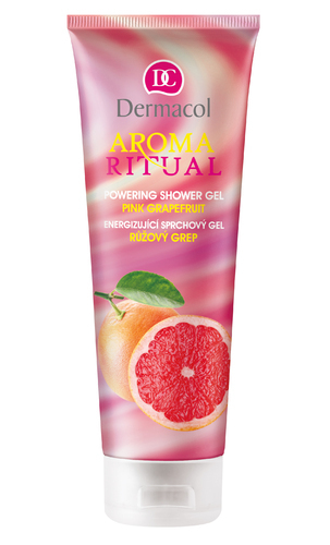 Dermacol Aroma Ritual Shower Gel Pink Grapefruit 250ml oμορφια   σώμα   aφρόλουτρα
