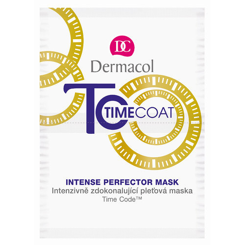 Dermacol Time Coat Intense Perfector Mask 2 X 8gr