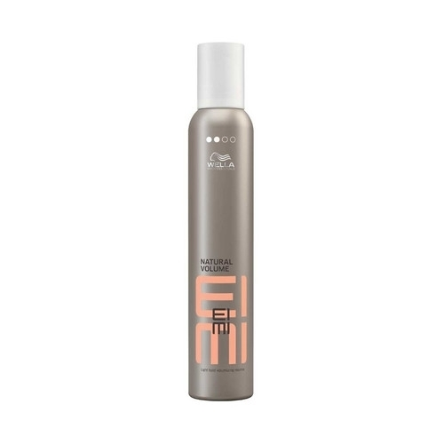 Wella Eimi Natural Volume Foam Hair Mousse 300ml (Light Fixation)