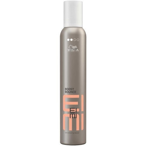 Wella Eimi Boost Bounce Hair Mousse 300ml (Medium Fixation)