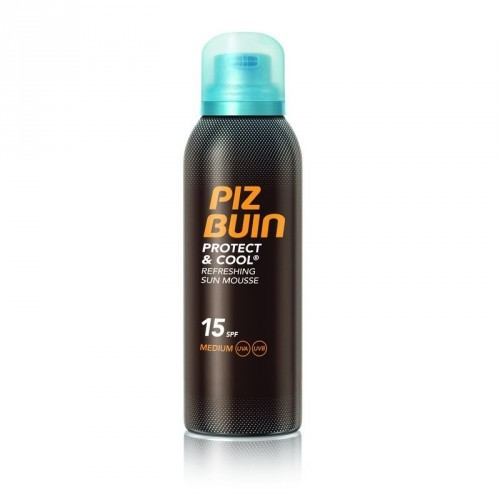 Piz Buin Protect & Cool Sun Body Lotion 150ml Waterproof Spf10 oμορφια   αντηλιακή προστασία   αντηλιακά σώμα πρόσωπο   αντηλιακά