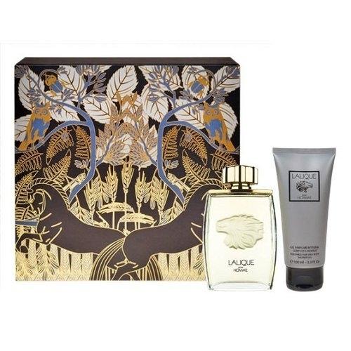 Lalique Pour Homme Eau De Parfum 125ml Combo: Edp 125 Ml + Shower Gel 150 Ml