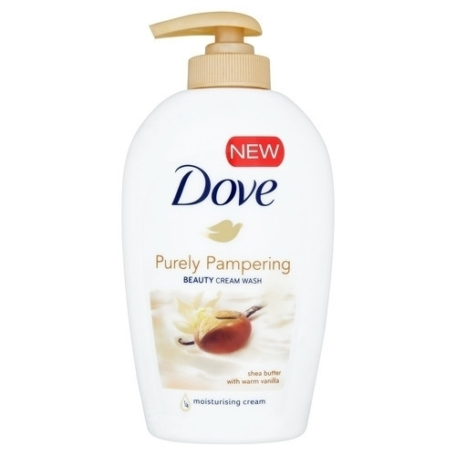 Dove Purely Pampering Beauty Cream Wash 500ml Napln