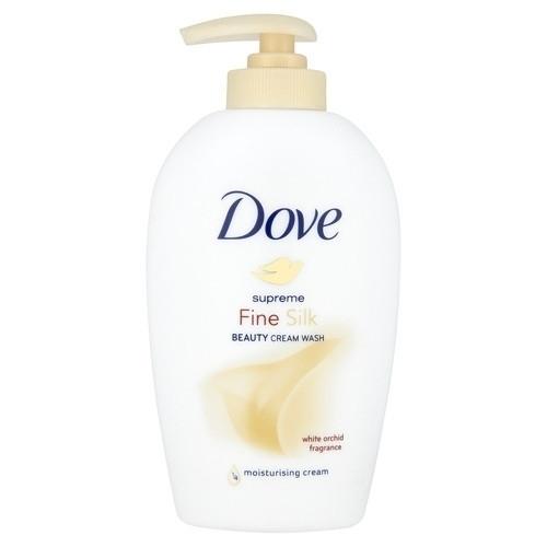Dove Supreme Fine Silk Beauty Cream Wash 250ml