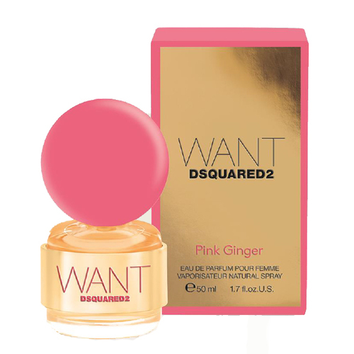 Dsquared2 Want Pink Ginger Eau De Parfum 100ml