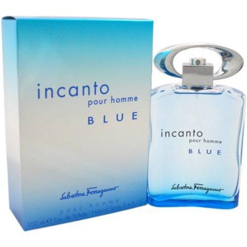 Salvatore Ferragamo Incanto Blue Eau De Toilette 100ml