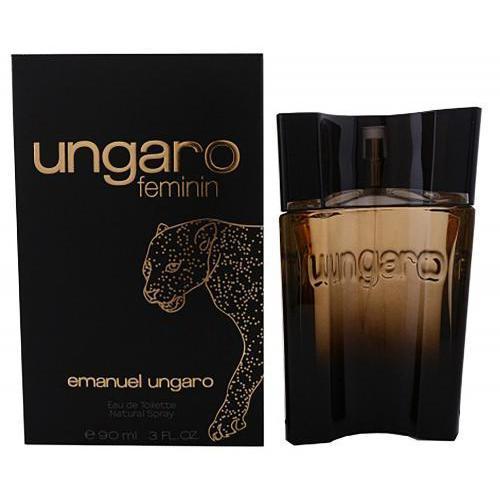 Emanuel Ungaro Feminin Eau De Toilette 90ml