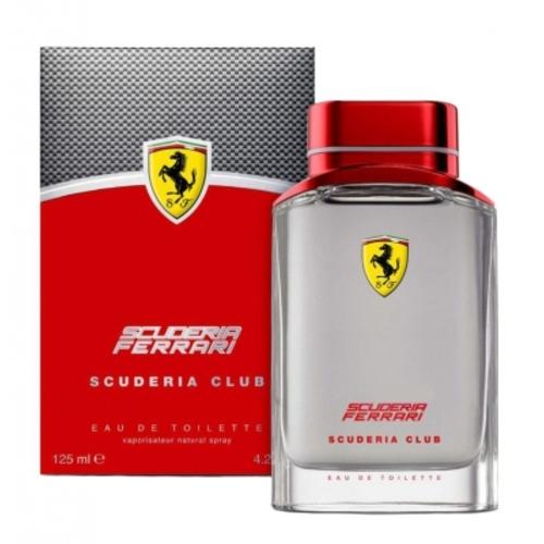 Ferrari Scuderia Ferrari Club Eau De Toilette 125ml oμορφια   αρώματα   αρώματα ανδρικά