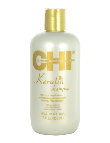 Farouk Systems Chi Keratin Shampoo 355ml (Damaged Hair)