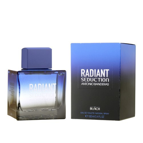Antonio Banderas Radiant Seduction In Black Eau De Toilette 100Ml