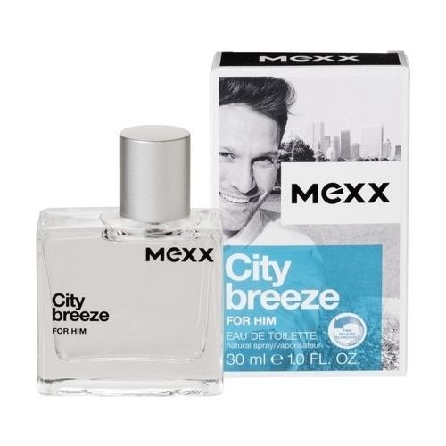 Mexx City Breeze Eau De Toilette 50ml oμορφια   αρώματα   αρώματα ανδρικά