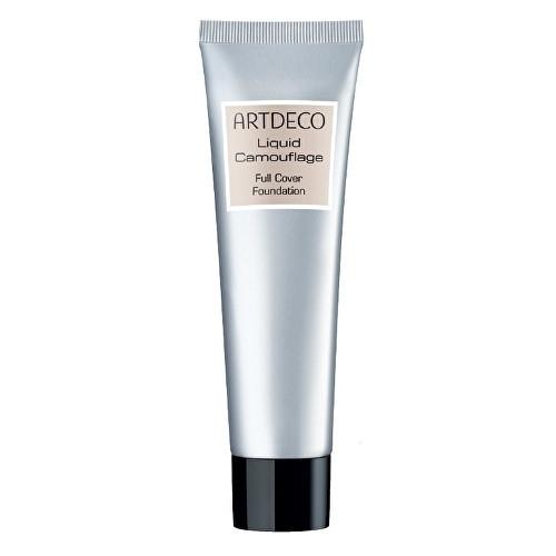Artdeco Liquid Camouflage Full Cover Foundation 25 Ml No. 38 Summer Honey oμορφια   μακιγιάζ   μακιγιάζ προσώπου   make up
