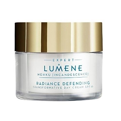 Lumene Incandescence Radiance Defending Transformative Day Cream Spf 20 - Regenerating And Clarifying Anti-wrinkle Day Cream 50ml