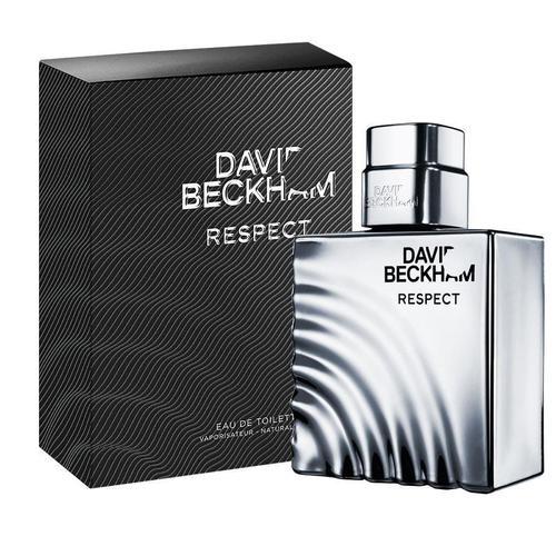 David Beckham Respect Eau De Toilette 40ml