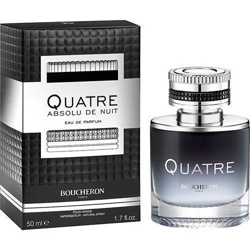 Boucheron Quatre Absolu De Nuit Eau De Parfum 100ml