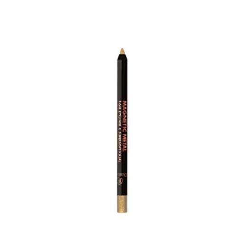 Dermacol Magnetic Metal 16 H Eye Pencil 2gr Waterproof 2 oμορφια   μακιγιάζ   μακιγιάζ ματιών   μολύβια ματιών
