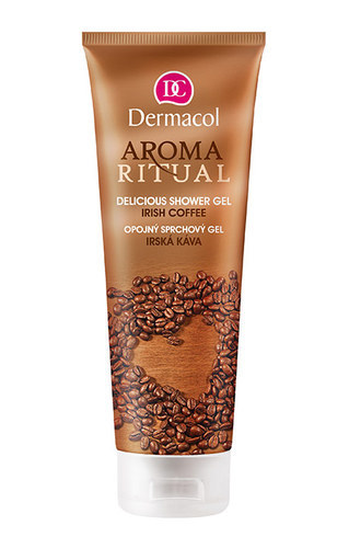 Dermacol Aroma Ritual Shower Gel Irish Coffee 250ml Irish Coffee oμορφια   σώμα   aφρόλουτρα