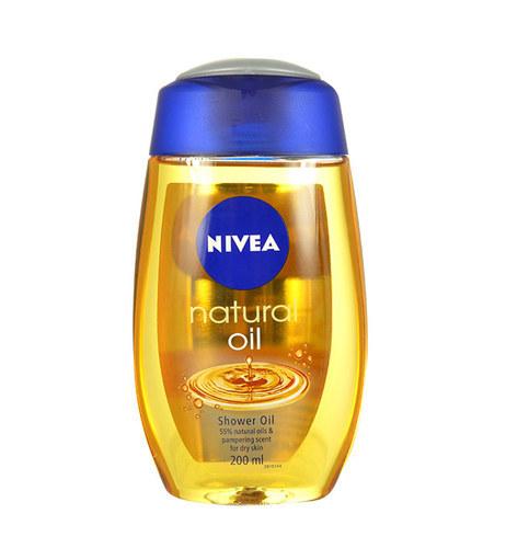 Nivea Natural Oil Shower Oil 200ml