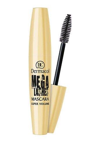 Dermacol Mega Lashes Super Volume Mascara 12ml Brown