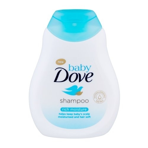 Dove Baby Rich Moisture Shampoo 200ml (All Hair Types) oμορφια   μαλλιά   φροντίδα μαλλιών   σαμπουάν