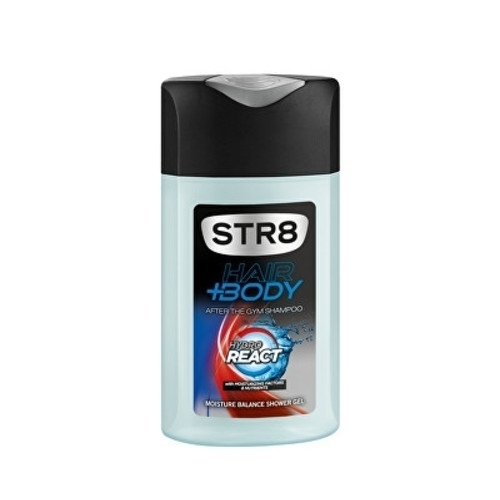 Str8 Hydro React Sprchovy Gel 400ml