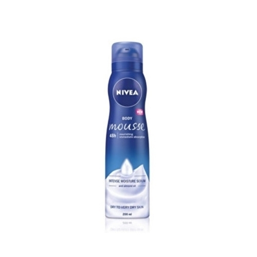 Nivea Deep Moisture Body Mousse Body Lotion 200ml 48h