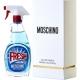 Moschino Fresh Couture Darkova Sada Eau De Toilette 100 Ml, Miniaturka Eau De Toilette 10 Ml, Sprchovy Gel 100 Ml A Telove Mleko 100 Ml